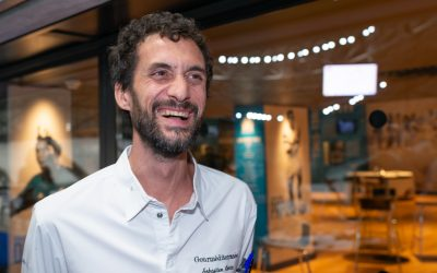 Les moules-frites sans frites (mais avec chips au four !) de Sébastien Cortez, chef itinérant