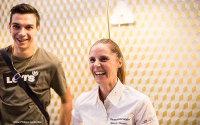 Moules-frites «comme au restaurant» de Vanessa Robuschi (Question de goût, Marseille)