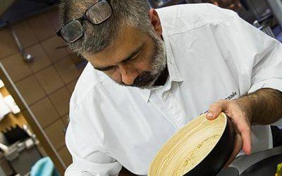 Moules farcies à la sétoise + frites de Cyril Martinez (L'Air du Temps, Aubagne)