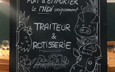 Fermeture des restaurants #2 : vente à emporter et livraisons continuent