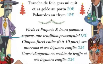 Noël 2020 ♥ Chez Madie les Galinettes (Marseille)