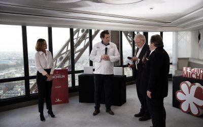 Michelin 2021: une pluie d'étoiles sur Marseille