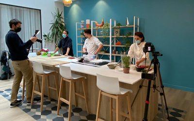Des ateliers cuisine pour la Ligue contre le cancer !