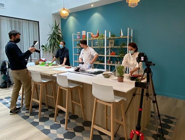 Atelier Gourmand Gourméditerranée - Ligue contre le cancer