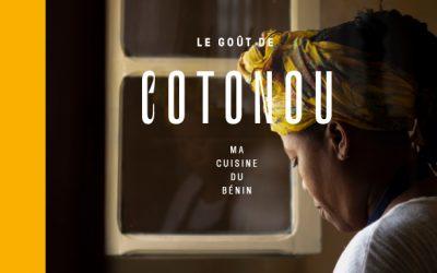 «Le goût de Cotonou», le nouveau livre de Georgiana Viou
